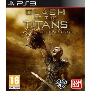 Clash Of The Titans - Ps3 ( USADO )