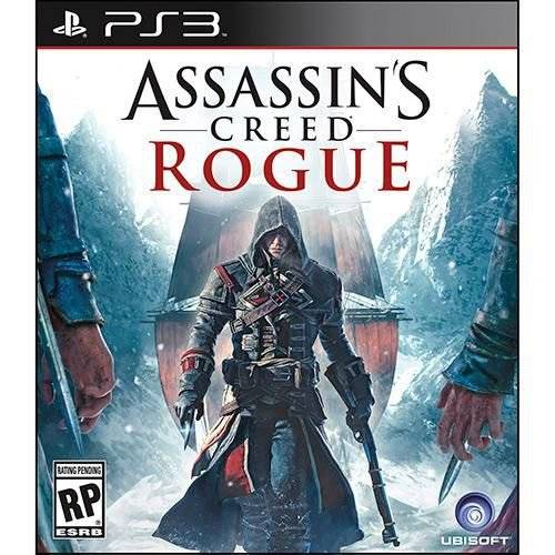 Assassins Creed Rogue - PS3 ( USADO )