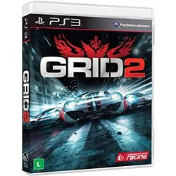 Grid 2 - PS3 ( USADO )