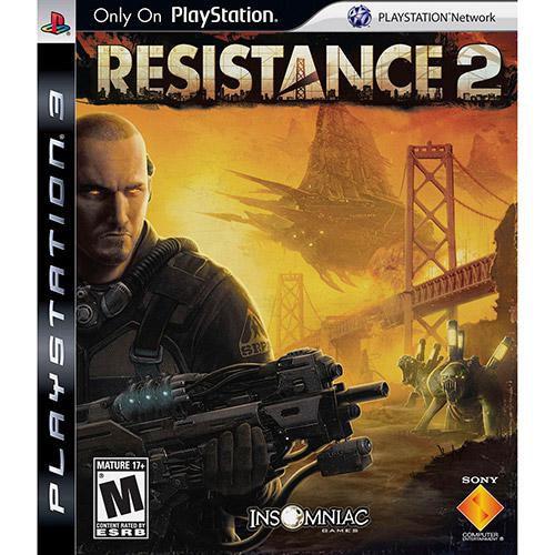 Resistance 2 - PS3 ( USADO )