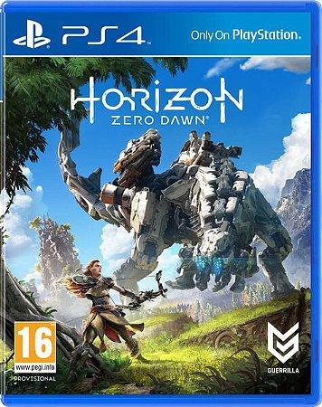 HORIZON ZERO DAWN - PS4 ( USADO )