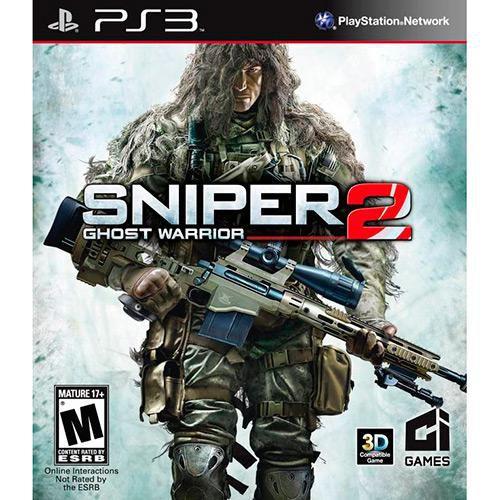 Sniper: Ghost Warrior 2 - PS3 ( USADO )
