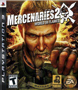 Mercenaries 2 - World In Flames - PS3 ( USADO )