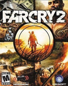 Farcry 2 - PS3 ( USADO )