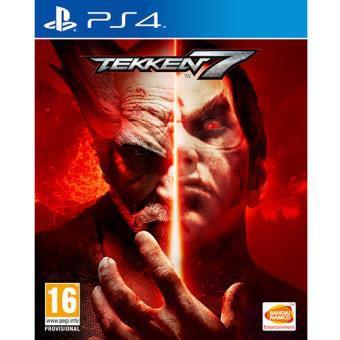 Tekken 7 - Ps4 ( USADO )