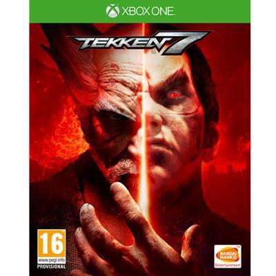 Tekken 7 - Xbox One ( USADO )