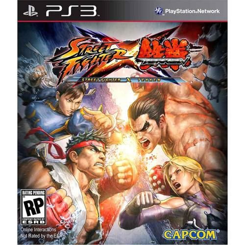 Street Fighter VS.Tekken - PS3 ( USADO )