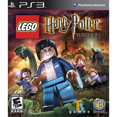 Lego Harry Potter: Years 5-7 - PS3 ( USADO )