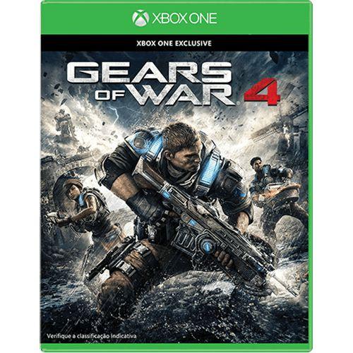 Gears Of War 4 - Xbox One ( USADO )