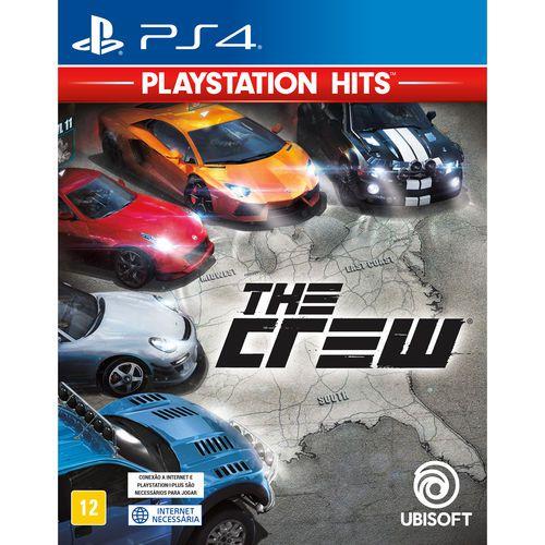 The Crew - PS4 ( NOVO )