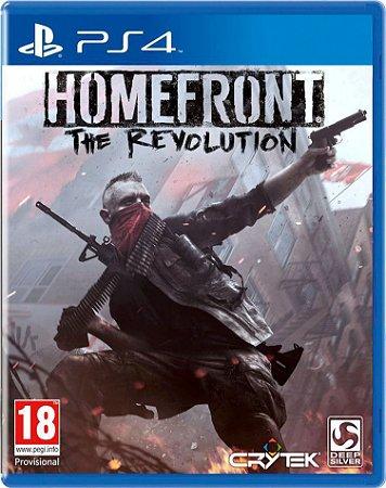 Homefront The Revolution - Ps4 ( USADO )