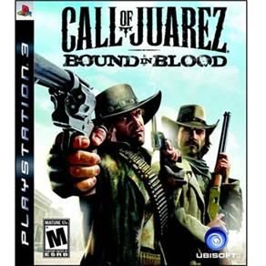 Call of Juarez: Bound in Blood - PS3 ( USADO )