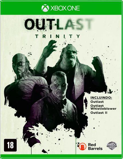 Outlast - Trinity - Xbox One ( USADO )