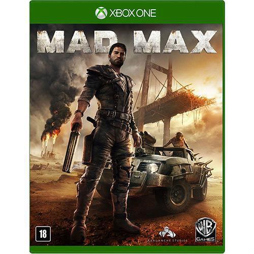 Mad Max - Xbox One ( USADO )
