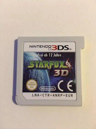 Star Foz 64 3DS Europeu ( Usado só o cartucho )