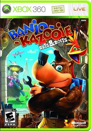 Banjo - Kazooie - Xbox 360 ( USADO )