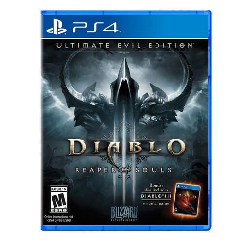 Diablo 3 Ultimate Evil Edition - PS4 ( USADO )