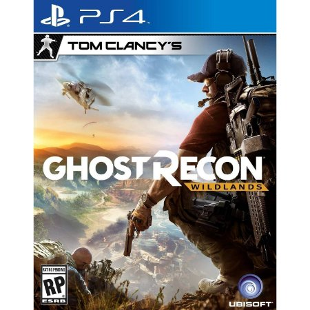 TOM CLANCY'S GHOST RECON - PS4 ( USADO )