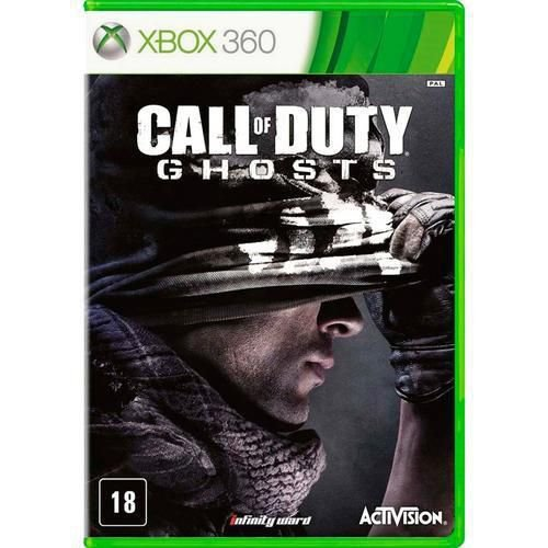 Call Of Duty Ghosts - Xbox 360 ( USADO )