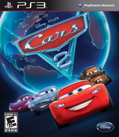 Cars 2 - PS3 ( USADO )