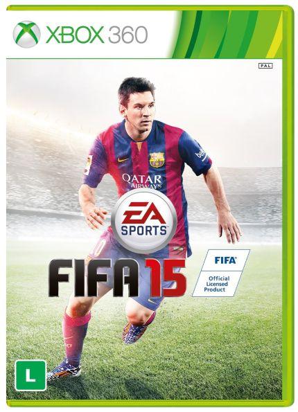 Fifa 15 - Xbox 360 ( USADO )