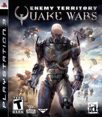 Quake Wars - PS3 ( USADO )