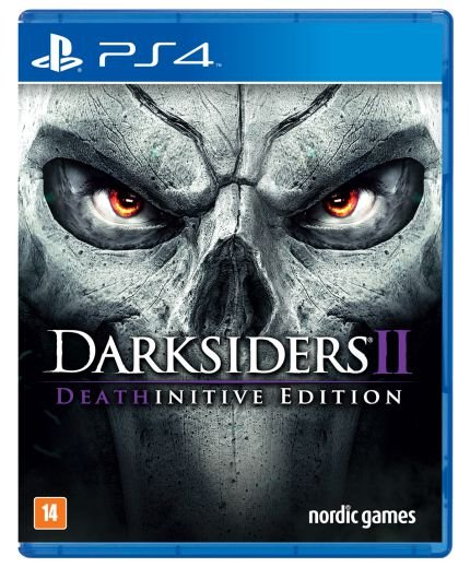 Darksiders 2 - Deathinitive Edition - PS4 ( USADO )