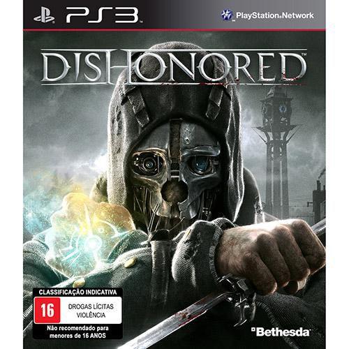 Dishonored - PS3 ( USADO )