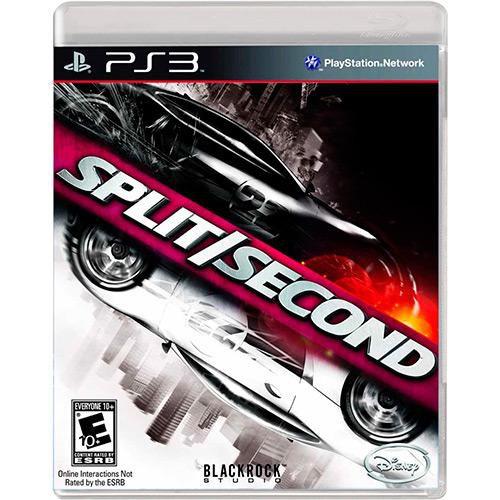 Split/Second - PS3 ( USADO )