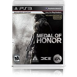 Medal of Honor - Ps3 ( USADO )