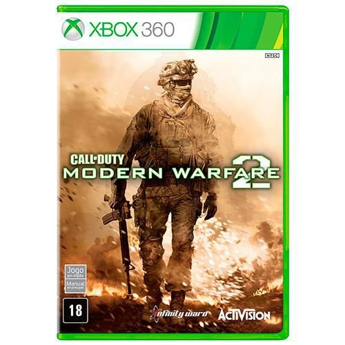 Call of Duty Modern Warfare 2 - XBOX 360 ( USADO )