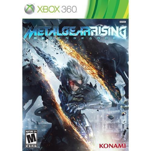 Metal Gear Rising Revengeance - Xbox 360 ( USADO )