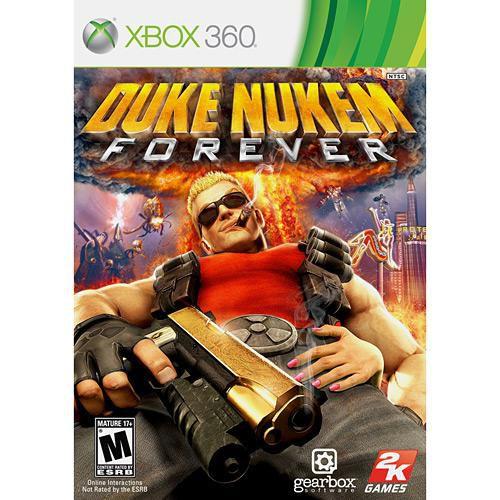 Duke Nukem Forever - Xbox 360 ( USADO )