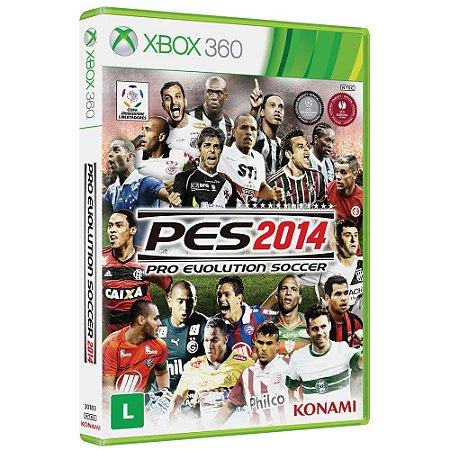 Pés 2014 - Xbox 360 ( USADO )