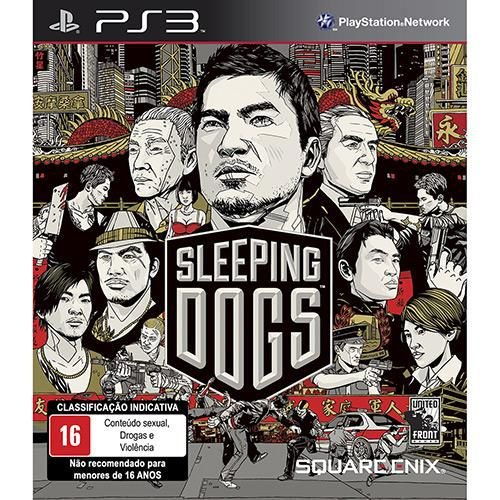 Sleeping Dogs - PS3 ( USADO )