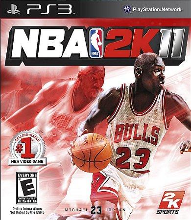 NBA 2K 11 - PS3 ( USADO )