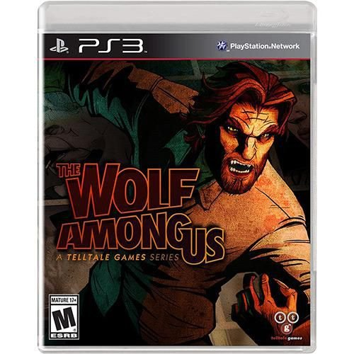 The Wolf Among Us: A Telltale Games Series - PS3 ( USADO )