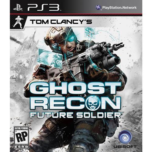 Tom Clancys Ghost Recon Future Soldier - Ps3 ( USADO )