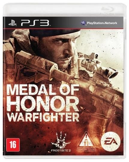 Medal Of Honor Warfighter - PS3 ( USADO )