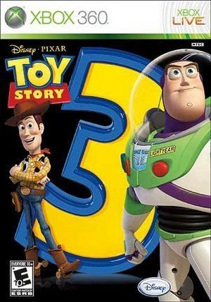 Toy Story 3 - Xbox 360 ( USADO )