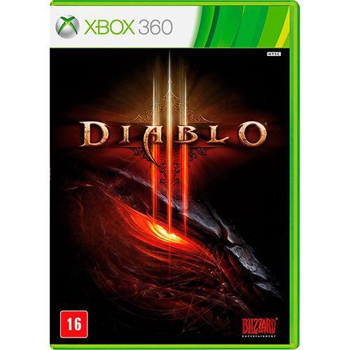 Diablo 3 - XBOX 360 ( USADO )
