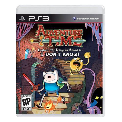 Adventure Time - PS3 ( USADO )