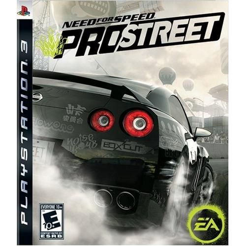 Need For Speed Pro Street - Ps3 Mídia Física