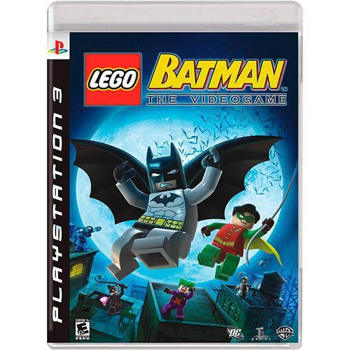 Lego Batman The Videogame - PS3 ( USADO )