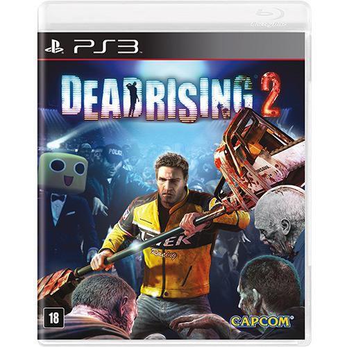 DeadRising 2 - PS3 ( USADO )