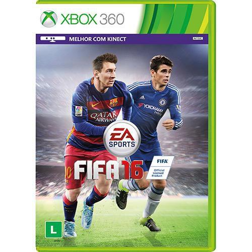 FIFA 16 - Xbox 360 ( USADO )