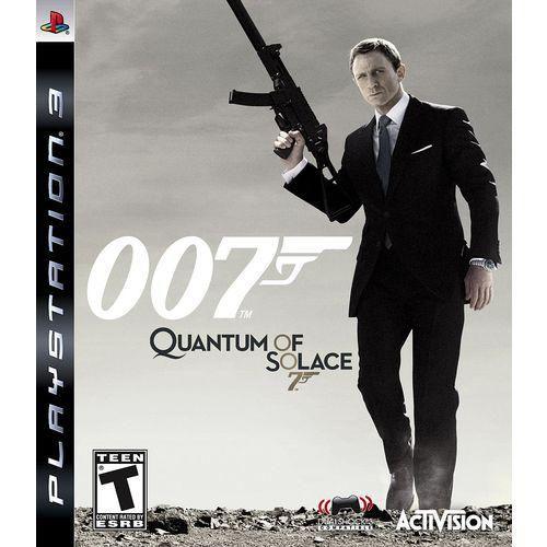 007 Quantum Of Solace - PS3 ( USADO )