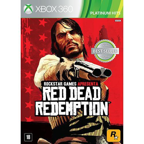 Red Dead Redemption - Xbox 360 ( USADO )