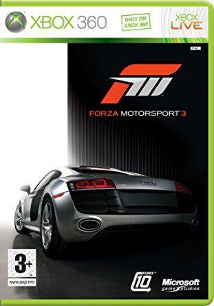 Forza Motorsport 3 - Xbox 360 ( USADO )