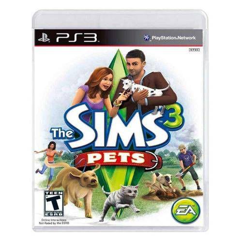 The Sims 3: Pets - Ps3 ( USADO )
